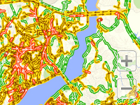 Yandex.haritalar iPhone Uygulaması Artık App Store`da