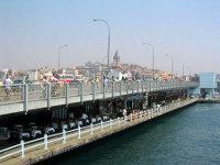 Yeni Galata Köprüsü Trafiğe Kapanacak