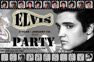Elvis İstanbul'da