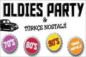 70's, 80's, 90's Oldies Party - Türkçe Nostalji