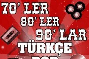 DJ Hakan Küfündür'le 70'ler, 80'ler, 90'lar Türkçe Pop Parti