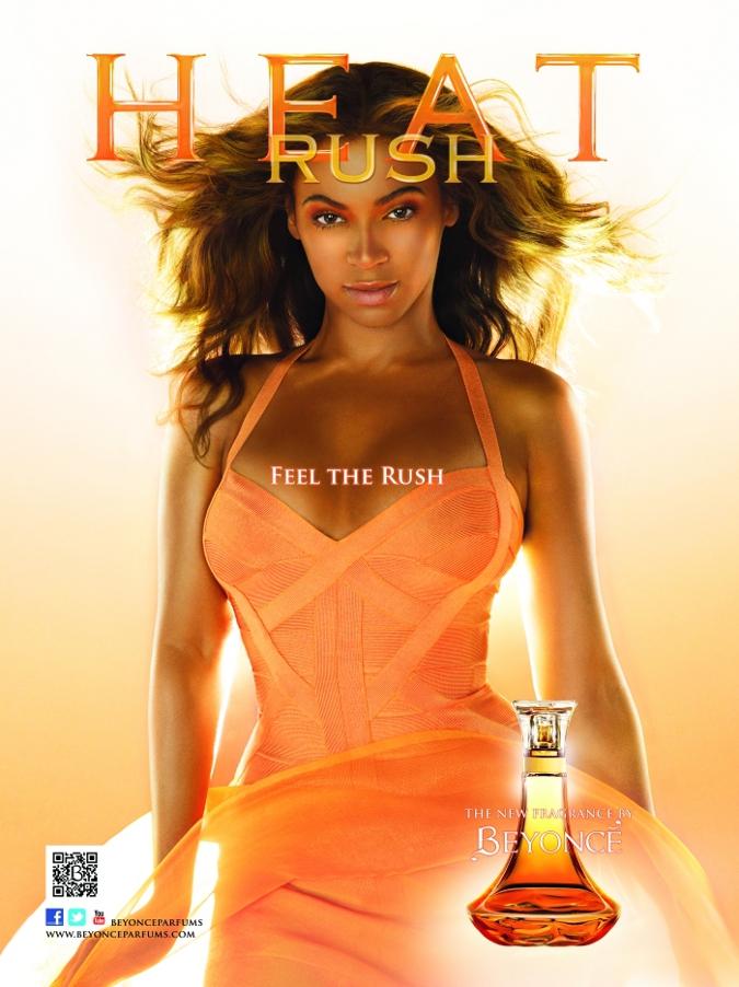 Beyonce Heat Rush Exclusive - Kokulu Parti