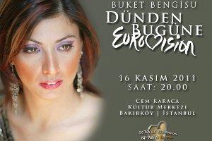 Dünden Bugüne Eurovision Konseri