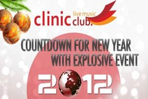 Countdown for New Year with Clinic