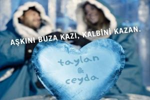 Icebar İstanbul'da Aşkını Buza Kazı Kalbini Kazan