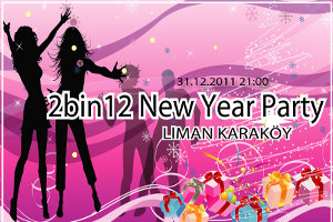 New Year Party 2 Bin 12