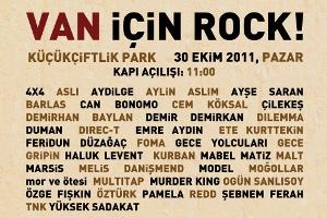 Van İçin Rock!