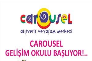 Carousel, Çocukları ve Anneleri Sanatla Geliştiriyor