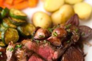Et Pişirme ve Garnitürleri – Konuk Şef Deniz Temel