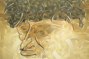 Bedri Rahmi Portreleri Sergisi