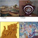 İtalya, Meksika ve Türkiye Sanatılarının Buluşması