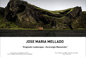 Jose Maria Mellado - Esrarengiz Manzaralar