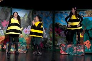 Arı Maya ile Cız Bız'la Biz Biz - Çocuk Oyunu