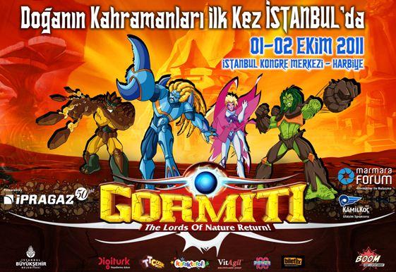 Gormiti Live Show