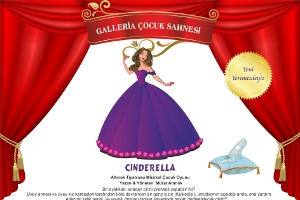 Cinderella - Çocuk Oyunu