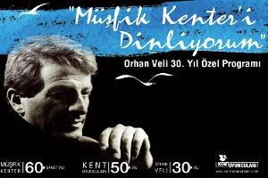 Müşfik Kenter'i Dinliyorum: Orhan Veli 30. Yıl Özel Gösterisi