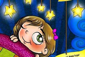 Küçük Kız ve Yıldızlar - Çocuk Oyunu