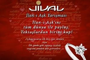 """""""İlan-ı Aşk'ını Tüm Dünya ile Paylaş, Tektaşlardan Birini Sen Kap!"""""""