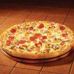 Domino's Pizza'dan 1 Alana 2 Bedava!