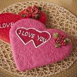 Aşkı Anlatmanın En Tatlı Dev Kalp Kurabiyeleri
