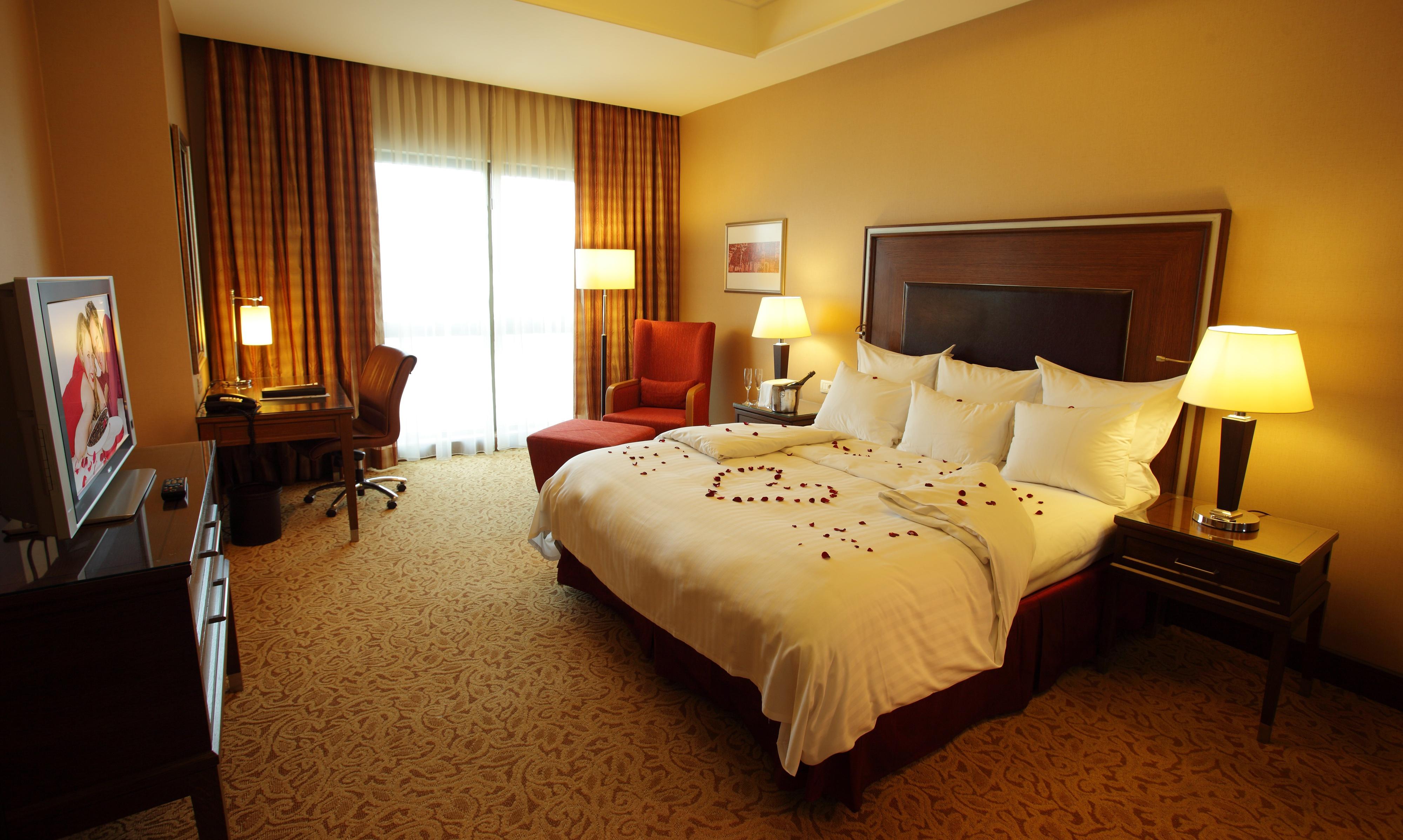Sevginize Layık Seçenekler Marriot Hotel Asia'da