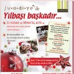 Suadiye Cafe Yılbaşı 2012 Özel