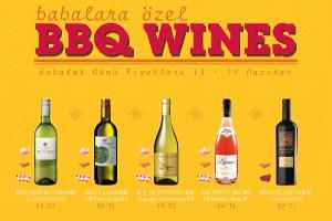 Babalara En Güzel Barbekü Şarap Önerileri Mania Gurme'de