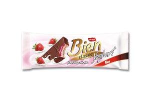 Kek Tutkunlarına Özel Bien Classic Yoğurtlu-Çilekli Çıktı!