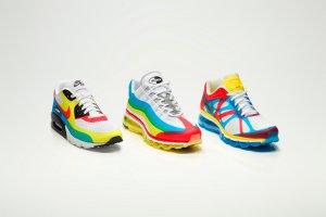 Color Blocking Modası Ayakkabılarda: Nike What The Max