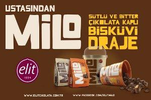 Çikolatanın Ustası Elit'ten Karşı Konulamaz Atıştırmalık: Milo