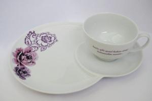 Kütahya Porselen'den Anneler Günü'ne Özel Fincan Anne Kadar Zarif
