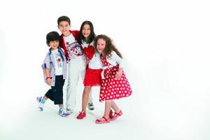 Lc Waikiki'den Çocuklara 23 Nisan Sürprizi