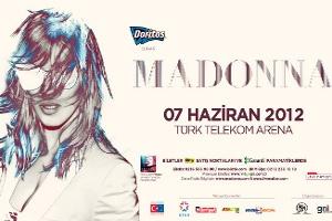 Madonna İçin İlk Biletler Doritos Akademi'den