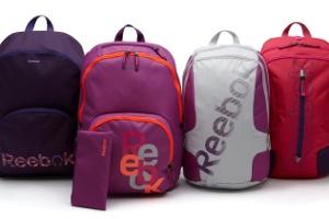 Okula Reebok Çantalar ile Dönüyoruz!