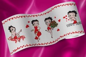 Betty Boop`lu Papia Decor Havlu, Şimdi Çok Daha Moda