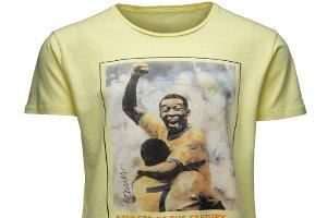 Babalar Gününe Özel Efsaneleşmiş Futbolculardan Oluşan T-Shirt Serisi
