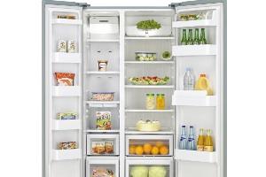 Samsung'dan Cebinize Uygun Yeni Gardırop Tipi Buzdolabı