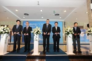 Samsung Daha Akıllı Cihazlar, İçerik ve Servisler İçin Sınırları Zorluyor