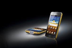 Samsung Galaxy Beam ile Eğlenceyi Paylaşın