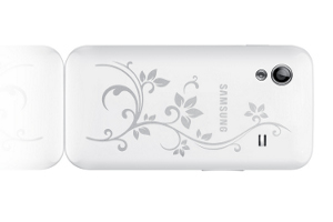 """Samsung Galaxy Ace'in Çiçek Desenli Yeni Serisi """"La Fleur"""""""