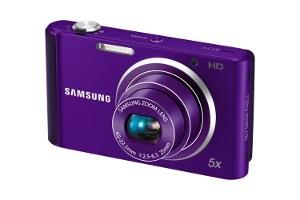 Yeni Kompakt Dijital Fotoğraf Makinası Samsung ST77