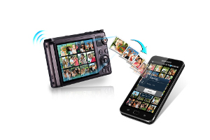 Samsung Wi-Fi Özellikli Yüksek Zumlu Fotoğraf Makinesi