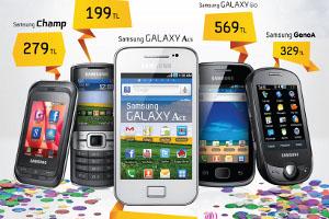 Samsung'dan Cebinizi Isıtacak Kampanya