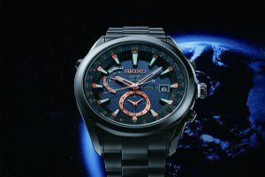Seiko Astron. Dünyanın İlk GPS Solar Saati