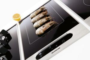 Silverline Yeni İncisi Domino Izgara ile Mutfaklarda