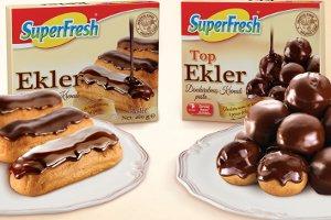 Superfresh'ten Yaz İçin Serinleten Tatlılar