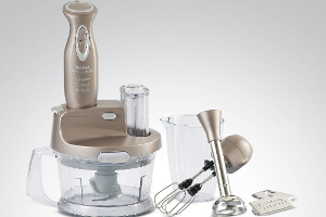 Tefal Smart Pro Silver Multi Blender Set