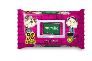 Temizliğe Renkli ve Dinamik Alternatif: Mendix Islak Temizlik Havlusu