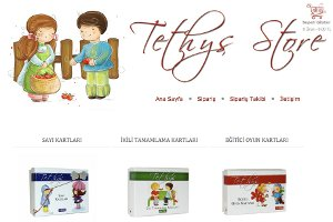 Eğlence ve Eğitimin Yeni Adresi Tethystore.com 'a Gir, Çocuklarını Mutlu Et…