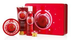 The Body Shop Zencefil Serisi